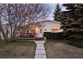 Main Photo: 9824 AUSTIN Road SE in CALGARY: Acadia House for sale (Calgary)  : MLS(r) # C3567512