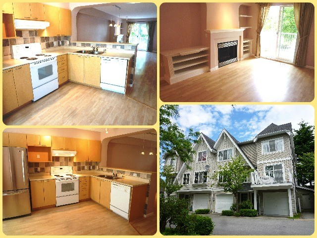 "Main Photo: 3 12778 66TH Avenue in Surrey: West Newton Townhouse for sale in ""Hathaway Village"" : MLS® # F1314285"