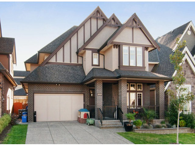 Main Photo: 16318 25TH AV in Surrey: Grandview Surrey House for sale (South Surrey White Rock)  : MLS® # F1324284