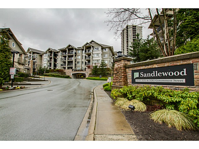 Main Photo: # 212 9233 GOVERNMENT ST in Burnaby: Government Road Condo for sale (Burnaby North)  : MLS® # V1055766