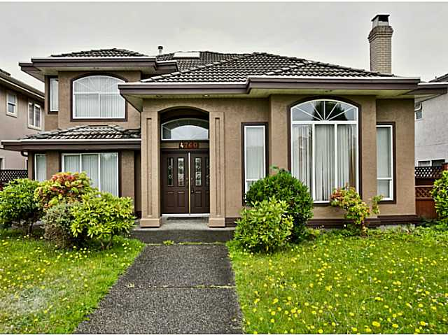 Main Photo: 4760 NO 5 Road in Richmond: East Cambie House for sale : MLS® # V1074308