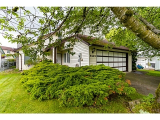 Main Photo: 9449 214B ST in Langley: Walnut Grove House for sale : MLS® # F1415752