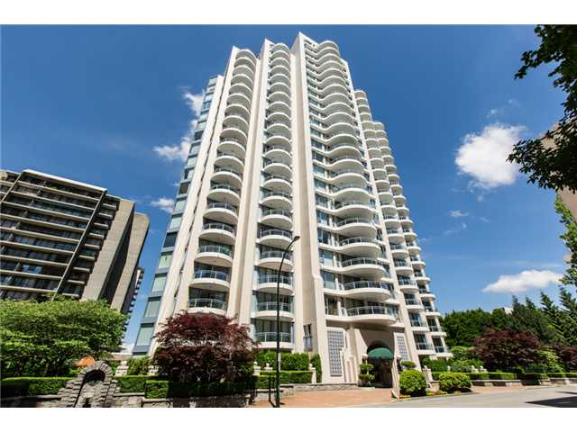 Main Photo: 1602 719 Princess Street in New Westminster: Uptown NW Condo for sale : MLS® # V1072094