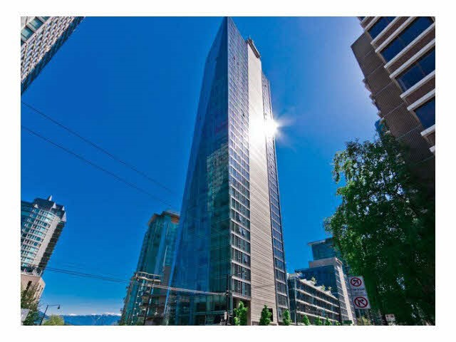 Main Photo: 402 1499 W PENDER STREET in Vancouver: Coal Harbour Condo for sale (Vancouver West)  : MLS(r) # R2002965