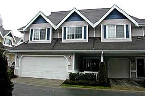 Main Photo: 19 11355 236 STREET in Maple Ridge: Cottonwood MR Townhouse for sale : MLS®# R2015436