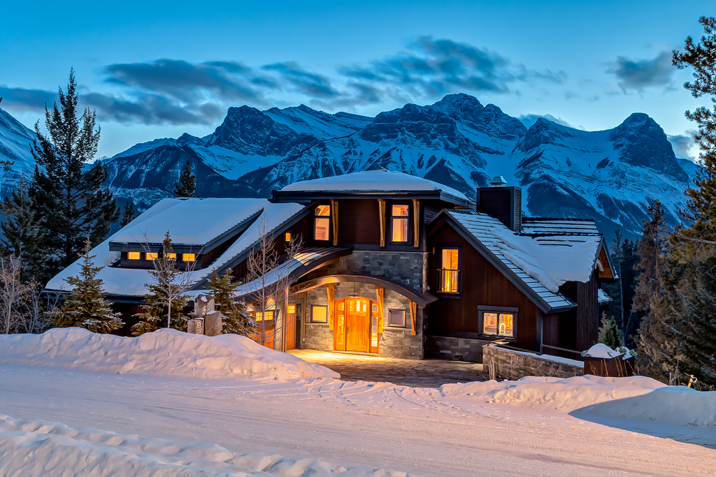 Main Photo: 821 Silvertip Heights in Canmore: House for sale