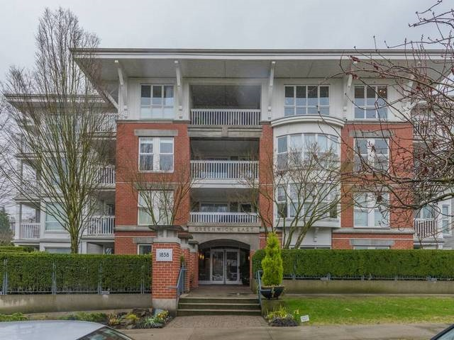 Main Photo: 402 1858 W 5TH AVENUE in Vancouver: Kitsilano Condo for sale (Vancouver West)  : MLS® # R2152257