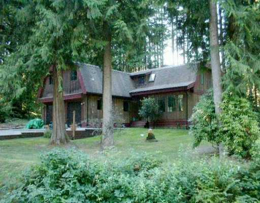 Main Photo: 27855 LAUREL PL in Maple Ridge: Northeast House for sale : MLS® # V519588