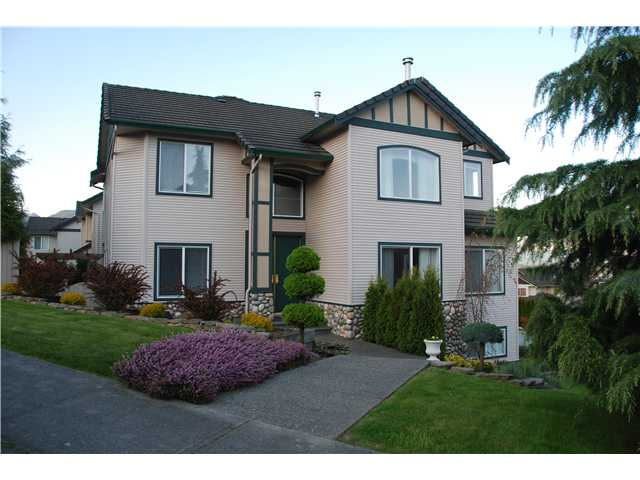 Main Photo: 2639 DELAHAYE Drive in Coquitlam: Scott Creek House for sale : MLS® # V970549