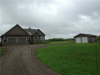 "Main Photo: 13464 279 Road in Charlie Lake: Lakeshore House for sale in ""TEA CREEK ESTATES"" (Fort St. John (Zone 60))  : MLS®# N228023"