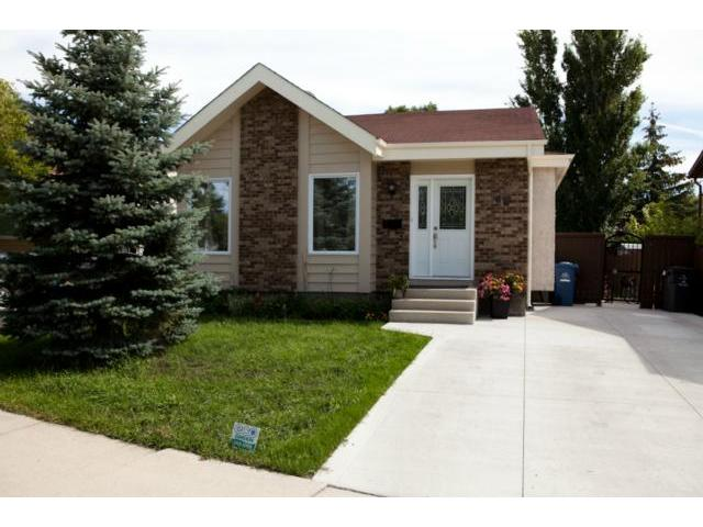 Main Photo: 46 Greenford Avenue in WINNIPEG: St Vital Residential for sale (South East Winnipeg)  : MLS® # 1316875