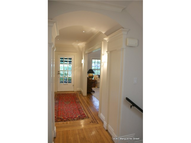 Photo 13: 4387 MARGUERITE ST in Vancouver: Shaughnessy House for sale (Vancouver West)  : MLS® # V1094390