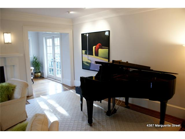 Photo 3: 4387 MARGUERITE ST in Vancouver: Shaughnessy House for sale (Vancouver West)  : MLS® # V1094390