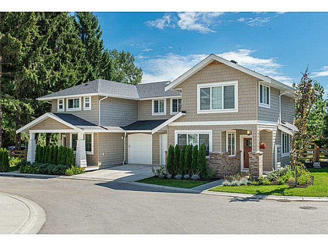 Main Photo: 12161 237 in Maple Ridge: Townhouse for sale : MLS® #  V1096463