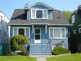 Main Photo: 2581 Charles Street in Vancouver: Renfrew VE House for sale (Vancouver East)  : MLS® # V1006911