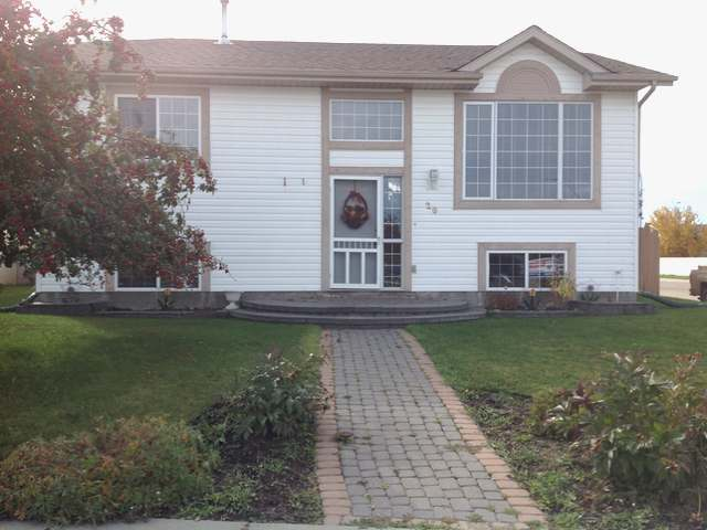 Main Photo: 20 Allan Place in Whitecourt: House for sale : MLS® # 44774