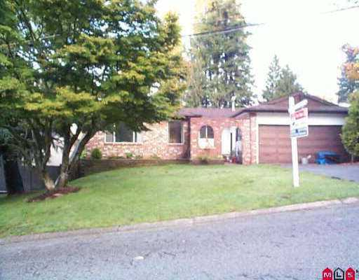 Main Photo: 10349 SKAGIT DR in Delta: Nordel House for sale (N. Delta)  : MLS® # F2522748