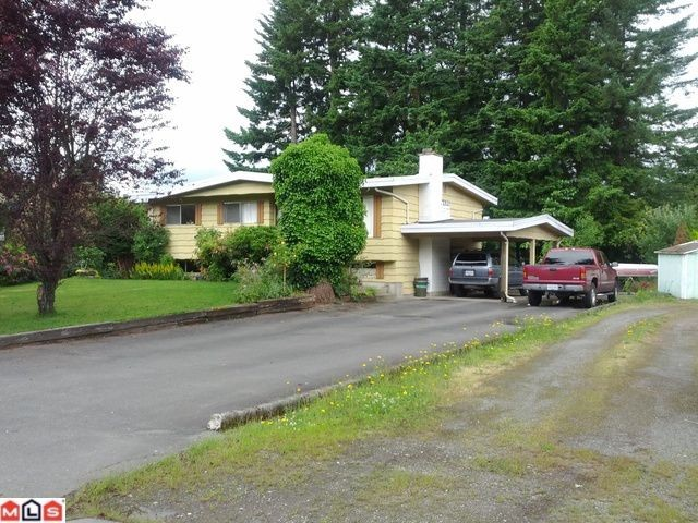 Main Photo: 34523 YORK Avenue in Abbotsford: Abbotsford East House for sale : MLS® # F1215848