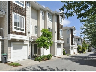 "Main Photo: 38 15030 58TH Avenue in Surrey: Sullivan Station Townhouse for sale in ""Summerleaf"" : MLS® # F1317429"