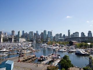 "Main Photo: # 602 1510 W 1ST AV in Vancouver: False Creek Condo for sale in ""MARINER POINT"" (Vancouver West)  : MLS(r) # V1020236"
