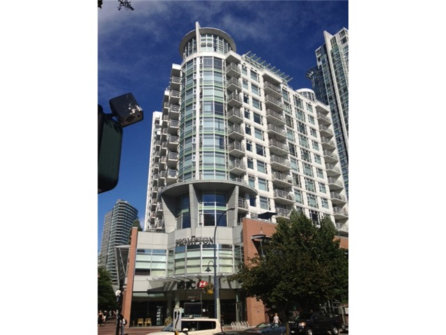 Main Photo: # 1109 189 DAVIE ST in Vancouver: Yaletown Condo for sale (Vancouver West)  : MLS®# V1017773