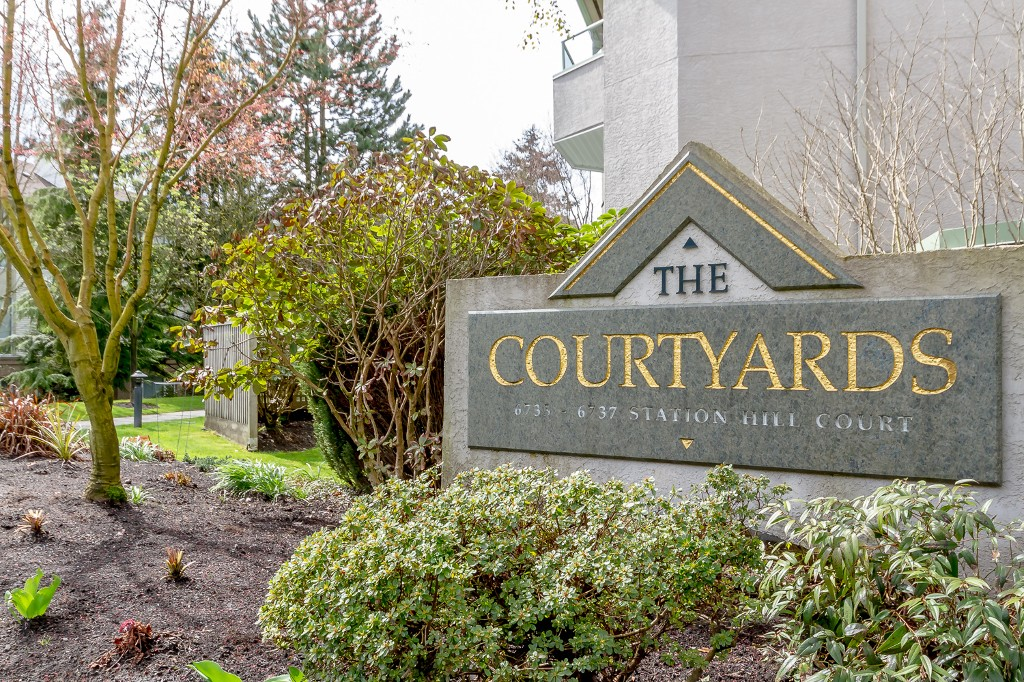 Main Photo: # 414 6735 STATION HILL CT in Burnaby: South Slope Condo for sale (Burnaby South)  : MLS(r) # V1056659