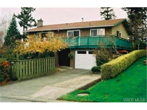 Main Photo: 4363 Ridgewood Crescent in VICTORIA: SW Northridge Single Family Detached for sale (Saanich West)  : MLS® # 171765