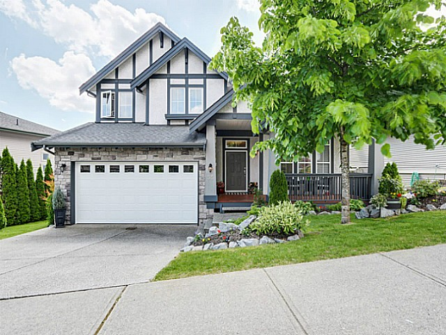 "Main Photo: 55 CLIFFWOOD Drive in Port Moody: Heritage Woods PM House for sale in ""Heritage Woods"" : MLS® # V1083235"