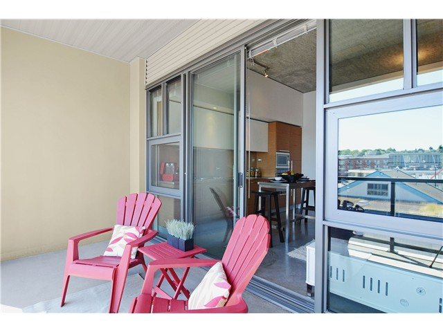 Photo 14: # 406 388 W 1ST AV in Vancouver: False Creek Condo for sale (Vancouver West)  : MLS(r) # V1069546
