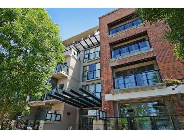 Main Photo: # 406 388 W 1ST AV in Vancouver: False Creek Condo for sale (Vancouver West)  : MLS® # V1069546
