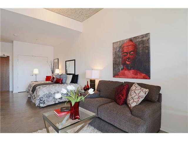 Photo 7: # 406 388 W 1ST AV in Vancouver: False Creek Condo for sale (Vancouver West)  : MLS(r) # V1069546