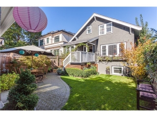 Main Photo: 4464 W 9th Av in Vancouver West: Point Grey House for sale : MLS® # V1087976