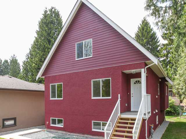 Main Photo: 926 FOURTH ST in New Westminster: GlenBrooke North House for sale : MLS(r) # V1125031