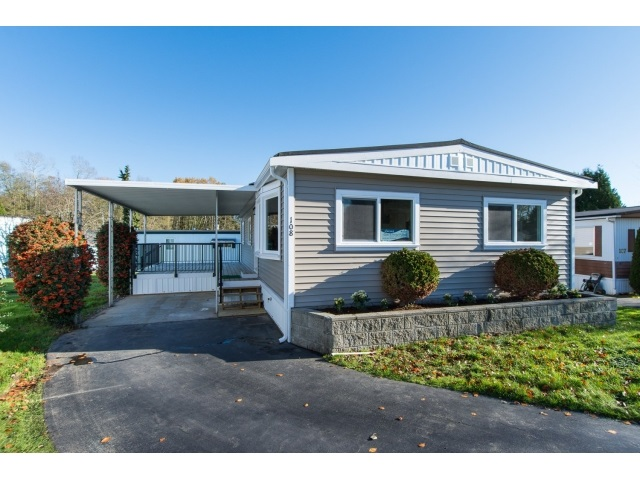 Photo 2: Videos: 108 1840 160TH STREET in Surrey: King George Corridor Manufactured Home for sale (South Surrey White Rock)  : MLS(r) # R2013116