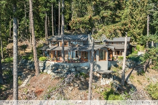 Main Photo: 1179 Fairweather Lane in Bowen Island: Fairweather House for sale : MLS® # R2110469