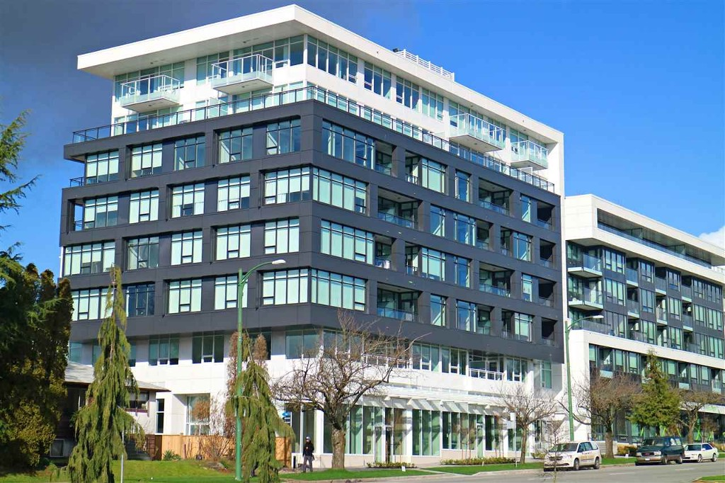 Main Photo: 705 6383 CAMBIE STREET in Vancouver: Oakridge VW Condo for sale (Vancouver West)  : MLS®# R2039277