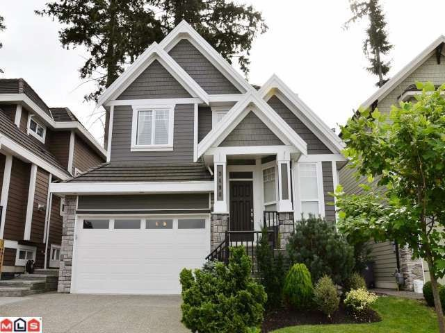 "Main Photo: 3498 154TH Street in Surrey: Morgan Creek House for sale in ""ROSEMARY HEIGHTS"" (South Surrey White Rock)  : MLS® # F1224741"