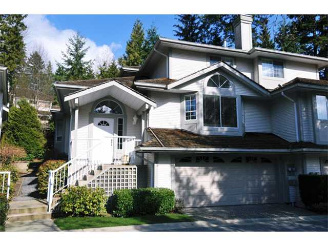 "Main Photo: 149 101 PARKSIDE Drive in Port Moody: Heritage Mountain Townhouse for sale in ""TREETOPS"" : MLS® # V994969"