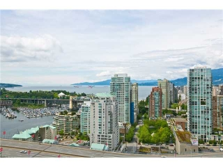 "Main Photo: 3202 583 BEACH Crest in Vancouver: Yaletown Condo for sale in ""TWO PARKWEST"" (Vancouver West)  : MLS(r) # V1008812"