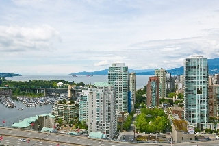 "Main Photo: 3202 583 BEACH Crescent in Vancouver: Yaletown Condo for sale in ""TWO PARKWEST"" (Vancouver West)  : MLS(r) # V1008812"