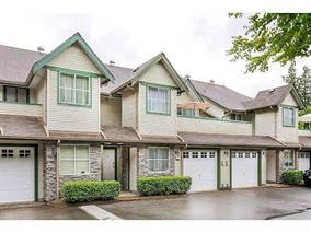 Main Photo: 37 19034 McMyn Road in Pitt Meadows: Townhouse  : MLS®# R2047119