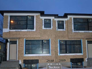 Main Photo: 2416 26A Street SW in CALGARY: Killarney Glengarry Residential Attached for sale (Calgary)  : MLS®# C3508431
