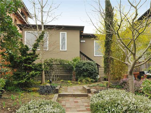 Main Photo: 5081 PRINCE EDWARD Street in Vancouver: Main House for sale (Vancouver East)  : MLS® # V942155