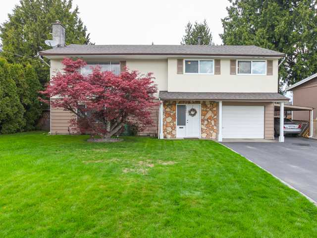 Main Photo: 2045 ROUTLEY AV in Port Coquitlam: Lower Mary Hill House for sale : MLS(r) # V1115211