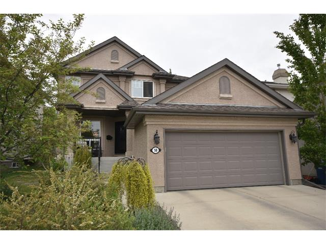 Main Photo: 50 TUSCANY RIDGE CL NW in Calgary: Tuscany Detached for sale : MLS® # C4015021