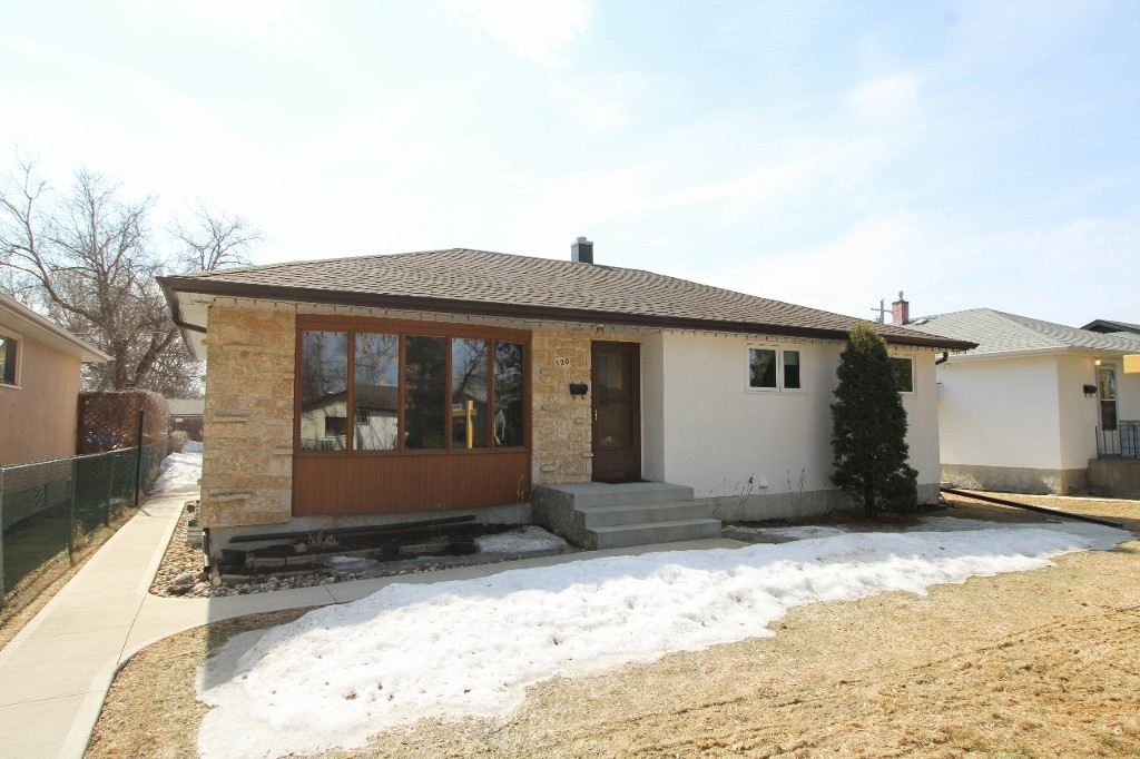 Main Photo: 120 Edward Avenue West - Transcona Home For Sale