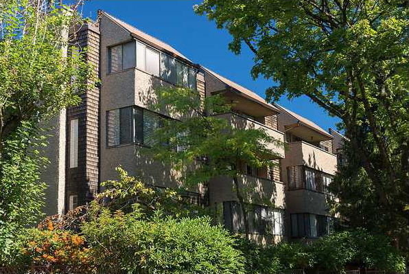Main Photo: 202 8775 Cartier Street in Vancouver: Marpole Condo  (Vancouver West)  : MLS® # V1041981