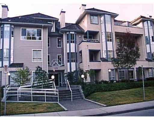 "Main Photo: 104 1175 HEFFLEY CR in Coquitlam: North Coquitlam Condo for sale in ""HEFFLEY CR"" : MLS® # V597744"