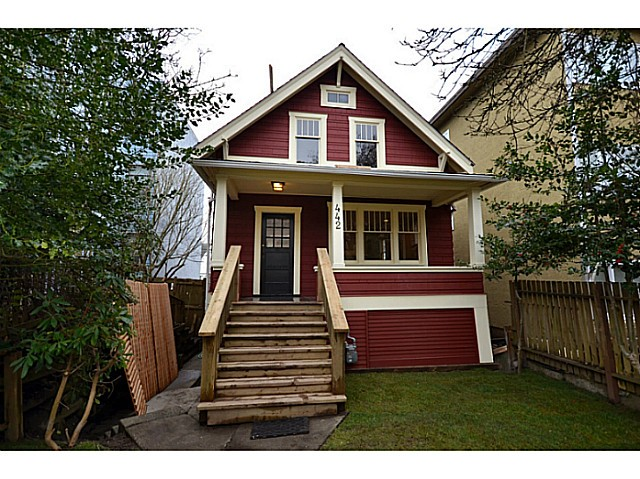 Main Photo: 442 E 15TH Avenue in Vancouver: Mount Pleasant VE House for sale (Vancouver East)  : MLS(r) # V1075242