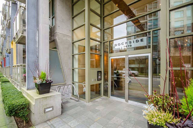 Photo 3: 308 1478 W Hastings Street in Vancouver: Coal Harbour Condo for sale (Vancouver West)  : MLS(r) # R2040952